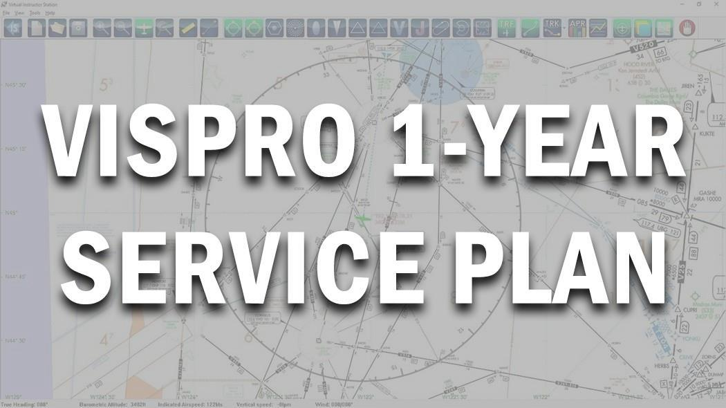 VISPRO 1-Year Service Plan