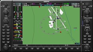 SaferTaxi Plug-in for G1000 Student